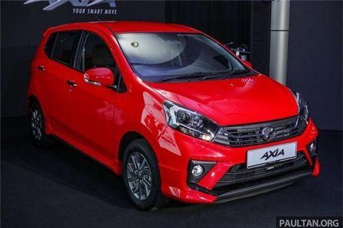 Xe hơi giá từ 134 triệu đồng tại Malaysia có gì đặc biệt?