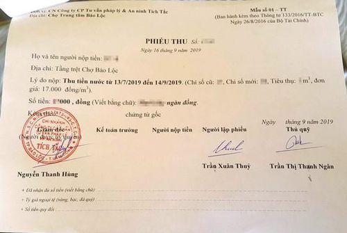 Dây dưa xử lý tranh chấp chợ Trung tâm Bảo Lộc