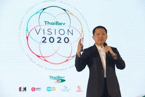 Tập đoàn ThaiBev dự định chi 230 triệu USD nhằm thâu tóm thị trường ASEAN