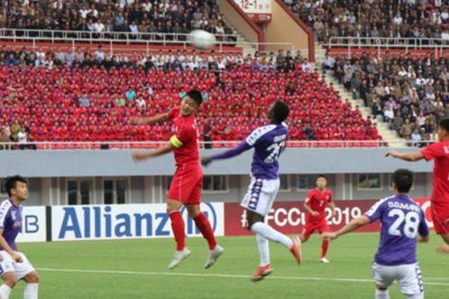 Hành trình ấn tượng của Hà Nội FC tại AFC Cup 2019