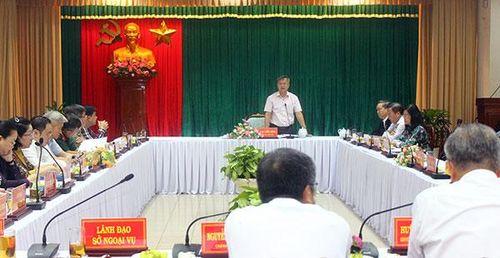 Thống nhất 6 nội dung UBND tỉnh sẽ trình HĐND tỉnh