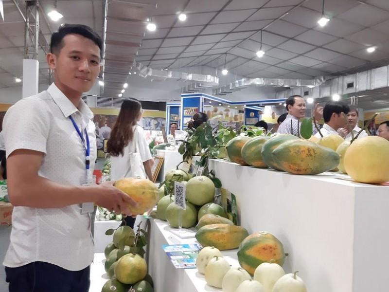 Hơn 100 gian hàng tham gia Phiên chợ kết nối giao thương sản phẩm OCOP