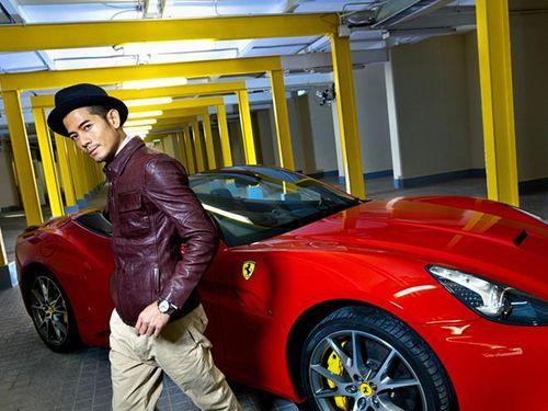 Quách Phú Thành và thú chơi siêu xe triệu USD khét tiếng Hong Kong