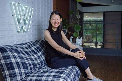 Cựu nhân viên Goldman Sachs và Facebook thành nữ doanh nhân quyền lực châu Á