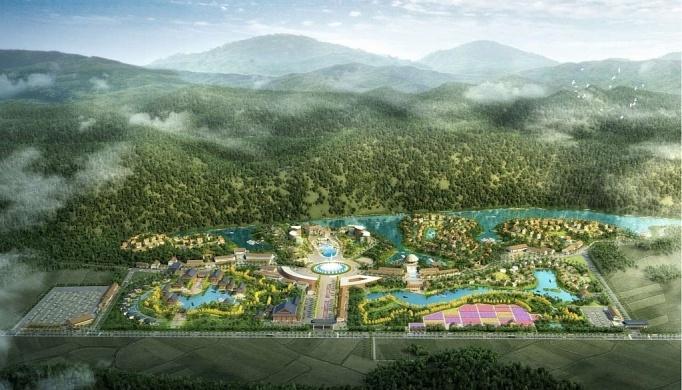Sẽ có khoảng 3.000.000 lượt khách đến với Khu du lịch văn hóa và nghỉ dưỡng Lạc Thủy mỗi năm