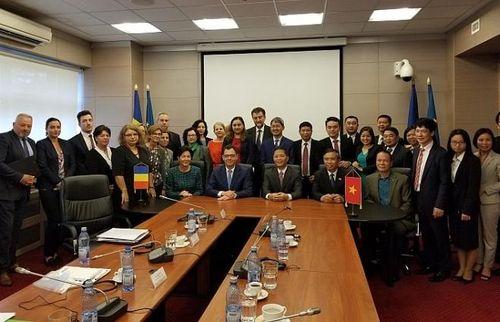 Thúc đẩy hợp tác kinh tế Việt Nam – Rumani