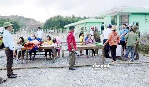 Người dân lại phản đối nhà máy rác Phú Hà