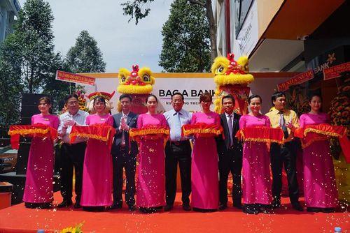 BAC A BANK khai trương chi nhánh mới, gia nhập thị trường tài chính Long An