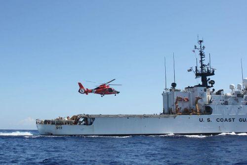 Chuyên gia quốc tế kêu gọi hợp tác tuần duyên trên biển đối phó TQ