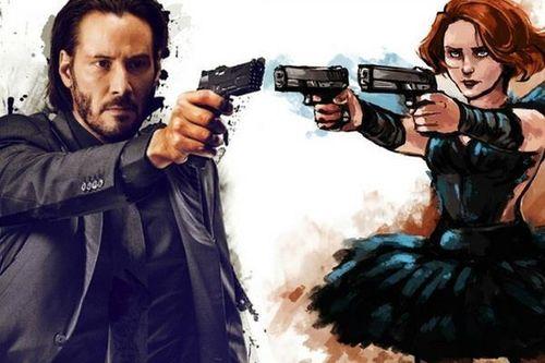 Loạt hành động 'John Wick' có phần ngoại truyện về các nữ sát thủ