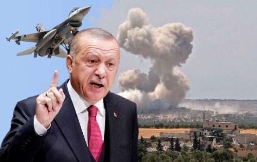 Tham vọng của Tổng thống Thổ Nhĩ Kỳ sau quyết định tấn công Syria
