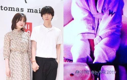 Goo Hye Sun tiết lộ ảnh Ahn Jae Hyun ngoại tình với bạn diễn nữ