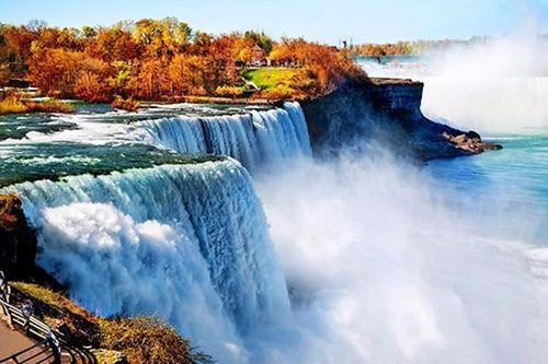 Những phong cảnh đẹp ở Canada