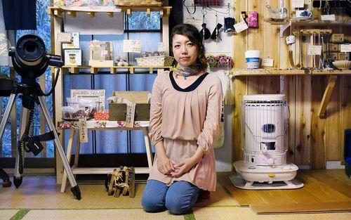 Những ngôi nhà bỏ hoang, cho cũng không ai ở tại Nhật Bản