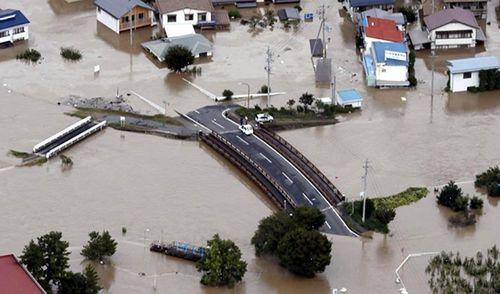 Nhật gồng mình chống siêu bão Hagibis