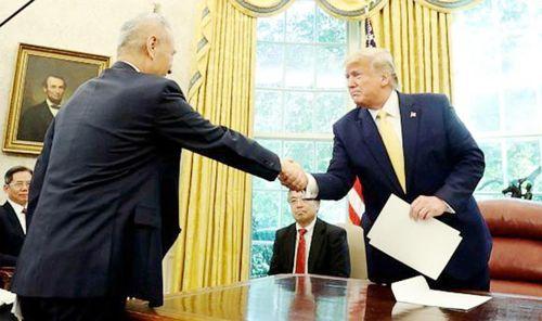 Mỹ-Trung tạm 'đình chiến' thương mại