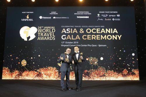 Fraser Suites Hanoi của BIM Land đạt giải World Travel Awards 2019