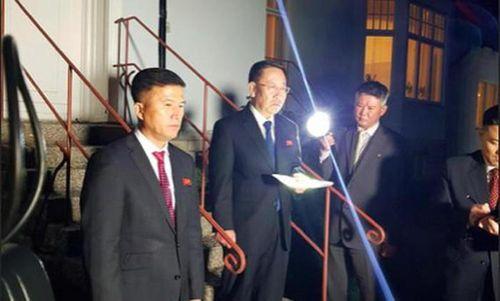Hội đàm Mỹ - Triều: Không thể thỏa hiệp