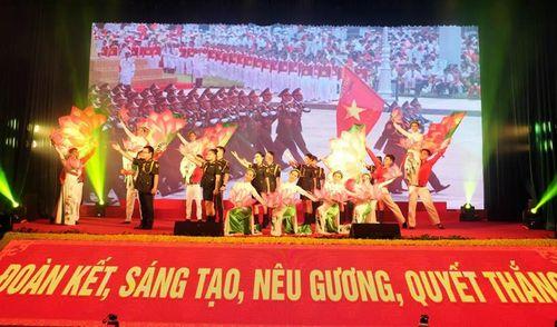Bộ Quốc Phòng- Bộ Tư lệnh Quân Khu 5: Tôn vinh 116 điển hình tiên tiến