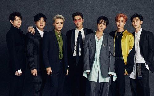 Ca sĩ/Nhóm nhạc Hàn Quốc được yêu thích tại AAA 2019 chính thức xướng tên: Super Junior!