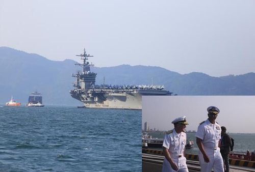 Quan hệ quốc phòng Việt - Mỹ tiếp tục phát triển phù hợp