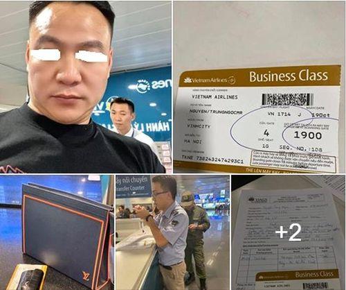 Khách VIP Vietnam Airlines bỏ quên túi LV ở khoang hạng nhất... mất luôn đồ