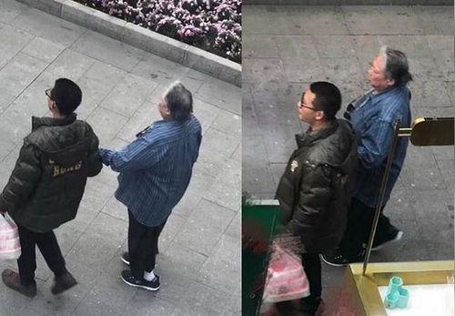 Sao võ thuật Hồng Kim Bảo sức khỏe sa sút, đi phải có người dìu ở tuổi 67