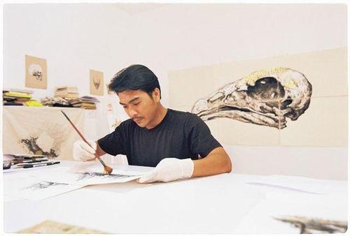 Triển lãm 'Xứ thư nhàn' của Lê Phi Long