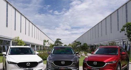 Thaco giảm giá mạnh cho 'tân binh' New Mazda CX-5 lên đến 50 triệu đồng