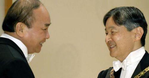 Thắt chặt quan hệ Việt Nam - Nhật Bản