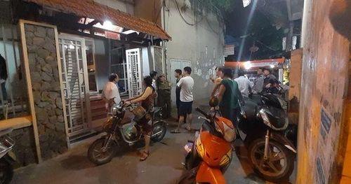 Thau rửa bể ngầm vì nước sạch sông Đà nhiễm dầu, 1 người tử vong