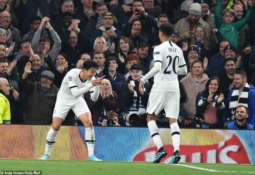 'Song sát' Son Heung Min - Harry Kane giúp Tottenham đại thắng