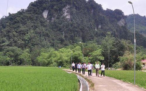 Nỗ lực kiên cố hóa kênh, mương ở Tuyên Quang