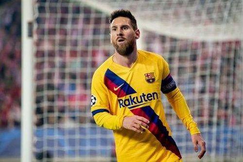 Messi thiết lập kỷ lục, Barcelona khuất phục Slavia Prague