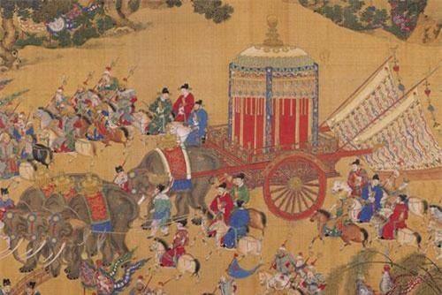 Kế hoạch giết hoàng đế hoang dâm và cái kết bi thảm của 16 cung nữ