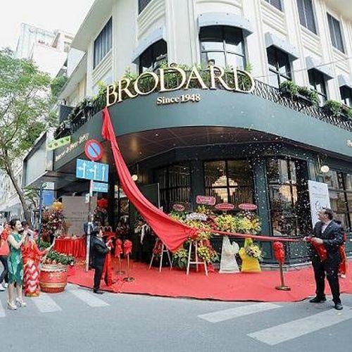 Thưởng thức hương vị ẩm thực tinh tế nước Pháp tại nhà hàng Brodard