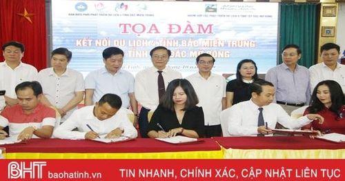 Hà Tĩnh và các tỉnh Bắc Trung bộ tọa đàm kết nối du lịch với các tỉnh Tây Bắc