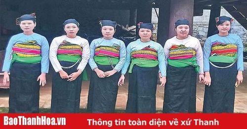 Xã Thạch Lập bảo tồn và phát huy các giá trị văn hóa truyền thống dân tộc Mường