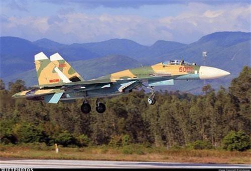 Belarus giúp đỡ, tiêm kích Su-27UBK Việt Nam được nâng cấp những gì?