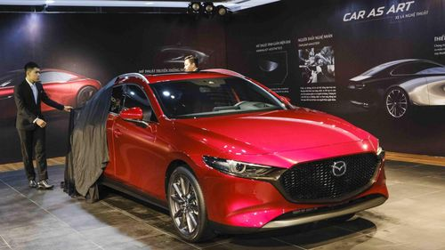 Trường Hải giới thiệu Mazda3 mới với 5 yếu tố thiết kế gây ngạc nhiên