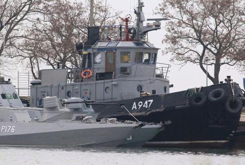 Lý do Nga chưa trả 3 tàu chiến của Ukraine