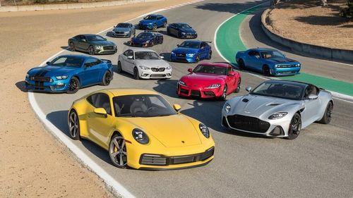 Porsche giành giải Best Driver's Car 2019