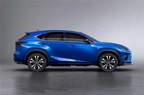 Top 10 xe SUV hạng sang cỡ nhỏ đáng mua nhất năm 2019: Gọi tên Lexus NX 300