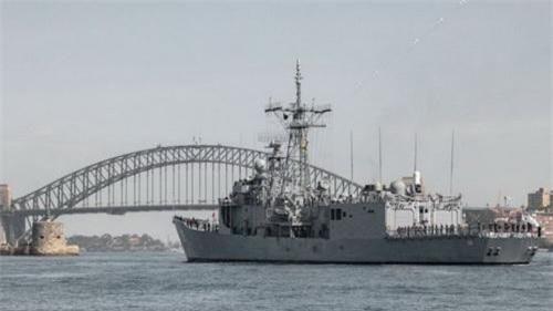 Australia loại biên khinh hạm cực mạnh, cơ hội mua giá rẻ?