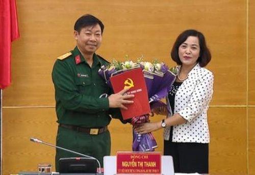 Ninh Bình, TP.HCM có nhân sự mới