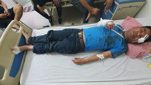 Hải Phòng: Điều tra vụ 2 anh em bị đánh thương tích trên công trường