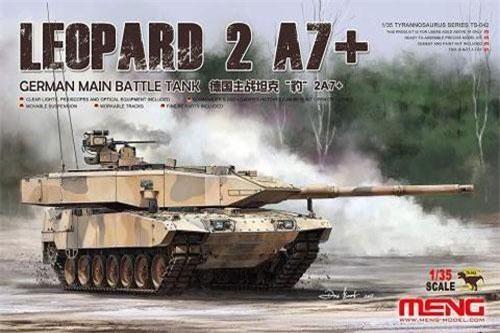 Báo Đức khiêm tốn khi nói về Leopard 2A7+