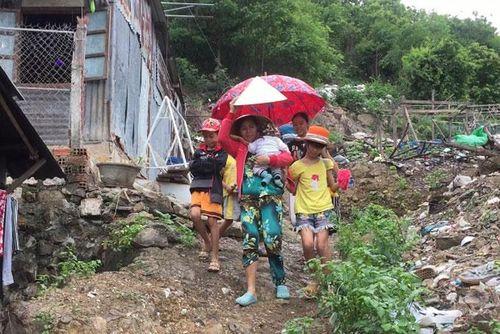 Nha Trang: Kiên quyết di dời người dân các khu vực xung yếu