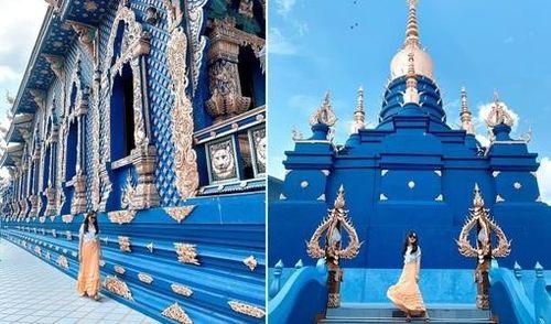 Chiang Mai đẹp quên lối về qua góc check-in 'thần thánh' của 9X Hà thành