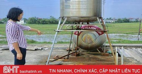 Cơ khổ vì khu dân cư '3 không' ở phố thị Cẩm Xuyên
